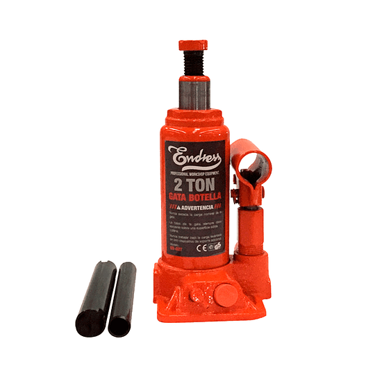 Gata botella 2 Ton GB-02T Endress