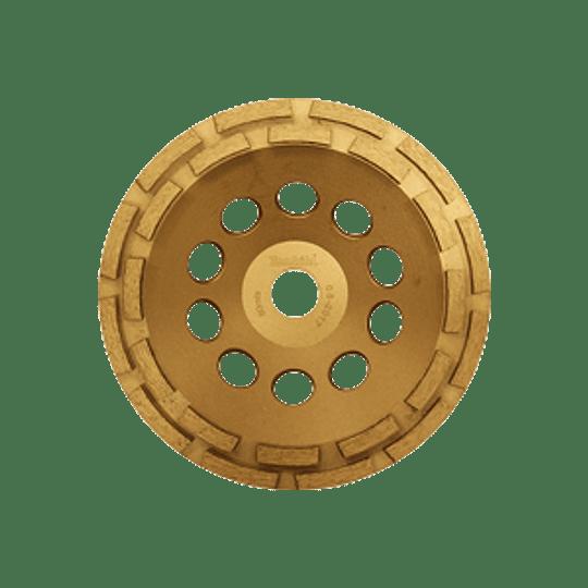 Copa diamantada segmentada 180 mm D-62321 Makita