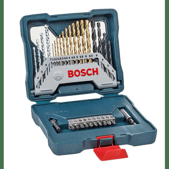 Set brocas y puntas 30 Pcs X30 X-Line Bosch