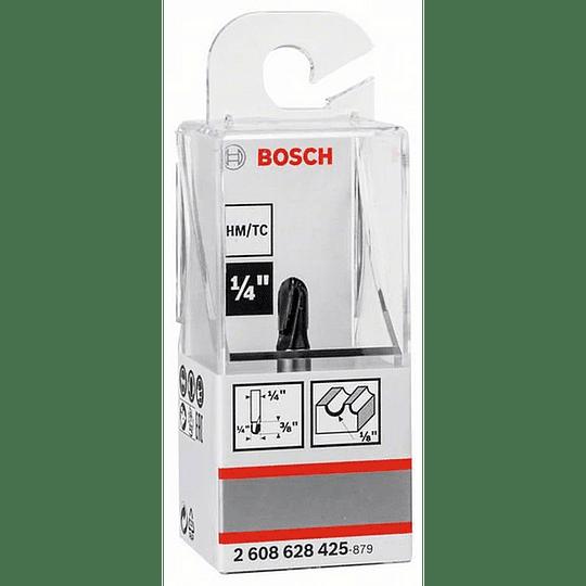 Fresa 1/4 media caña 9.5 mm Bosch 425