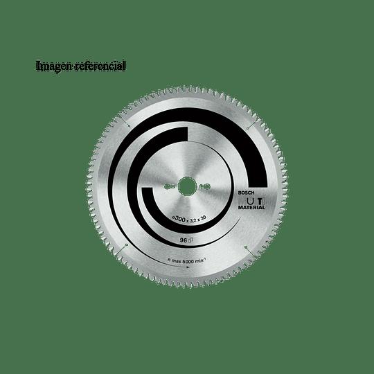 Disco sierra circular multimaterial 10