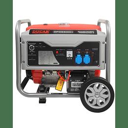 Generador 5.5 Kva P/eléctrica DFD6500H Ducar