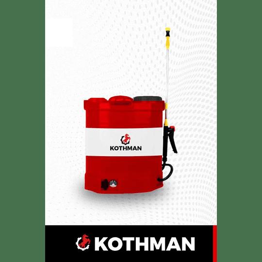 Pulverizador / Fumigador Inalambrico SY20L03 Kothman