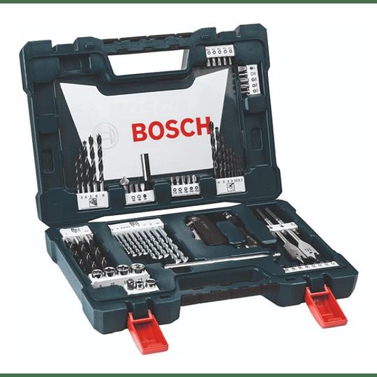 Set Puntas y brocas +cartonero 68 Pcs V-LINE Bosch