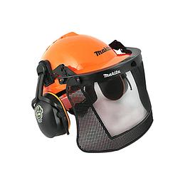 Casco seguridad Motosierrista T-02509 Makita