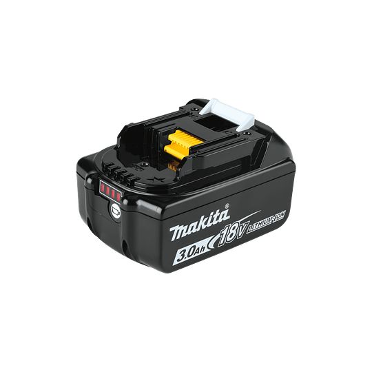 Batería LXT® Litio‑Ion de 18V 3.0Ah BL1830B Makita