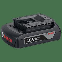 Batería Litio GBA 18V 1.5Ah Professional Bosch