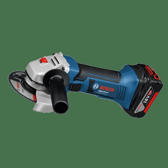 Esmeril Angular 115mm GWS 18 V-LI Professional Bosch