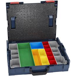 Maletín de transporte Set 13 Pcs L-BOXX 102 Professional Bosch
