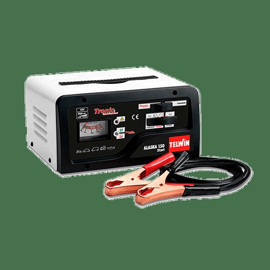 Cargador Partidor ALASKA 150 START 230V 12V Telwin
