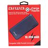 Cargador Portátil / Power Bank carga rápida PAW-200 Aiwa