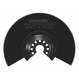 Hoja Corte Madera y Metal Medialuna MM452 Multi-Max