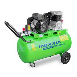 Compresor 100 Lt 3HP Huracan 3100 Pro Indura