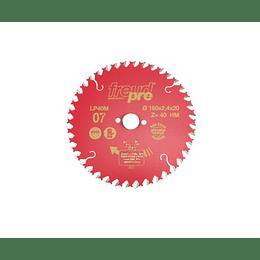 Disco Sierra Circular 160mm Corte Fino LP40M007P Freud