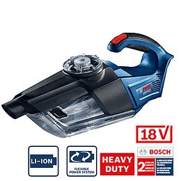Aspirador de Polvo Inalámbrico GAS 18V-1, sin batería ni cargador Bosch