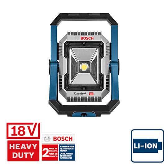 Lampara Inalambrica GLI 18V-1900 sin batería ni cargador Bosch