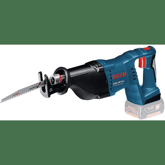 Sierra Sable GSA 18 V-LI Professional, Sin batería ni cargador Bosch