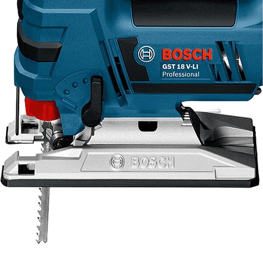 Sierra Caladora Inal. GST 18V-LI 18V sin batería ni cargador Bosch