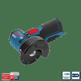Esmeril angular a batería GWS 12V-76 Professional Bosch