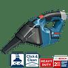 Aspirador con batería GAS 12V Professional Bosch