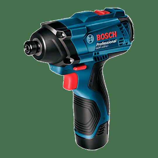 Atornillador/llave de impacto inalámbrico GDR 120-LI Professional Bosch