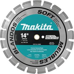 """Disco diamantado 14"""" 355mm A-94655 Makita"""