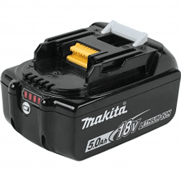 Batería litio (BL1850b) 18V 5.0Ah 197282-4 Makita