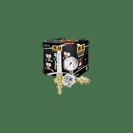 Regulador Flujómetro de Argón (caja) 1013045 Indura/MYH