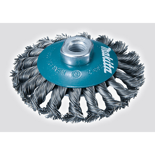 Grata circular 100mm Bisel Gemelos D-55407 Makita