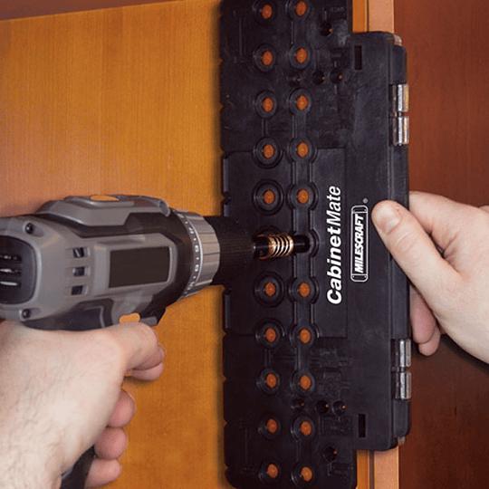 Guía para agujeros de estantería 1366 Milescraft