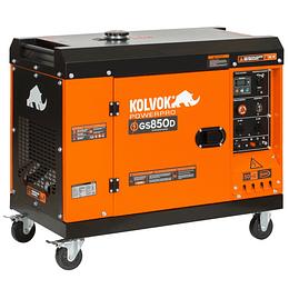 Generador Diesel 6.5 Kva GS850D Kolvok