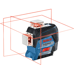 Nivel láser GLL 3-80C Bluetooth líneas 360º + Trípode Professional Bosch