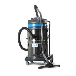 Aspiradora Industrial Polvo/Agua 70 Lts BF580 Glanz