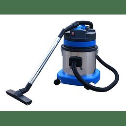 Aspiradora Semi Industrial Polvo/Agua 15 Lts BF570 Glanz