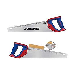 """Sierra de Mano 18"""" W016035 Workpro"""