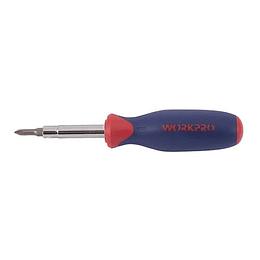 Destornillador 6 en 1 W021186 Workpro