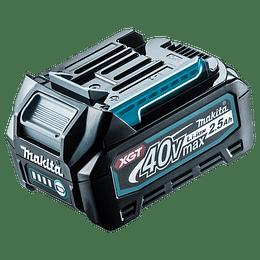 Batería 40Vmáx 2,5 Ah XGT BL4025 MAKITA