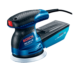 Lijadora Excéntrica GEX 125-1 AE Professional Bosch