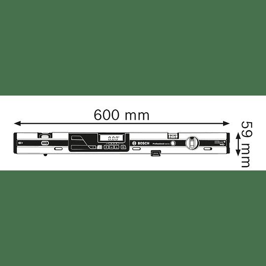 Medidor de Inclinación Digital GIM 60 L Professional Bosch
