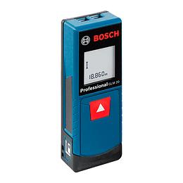 Medidor láser GLM 20 Professional Bosch