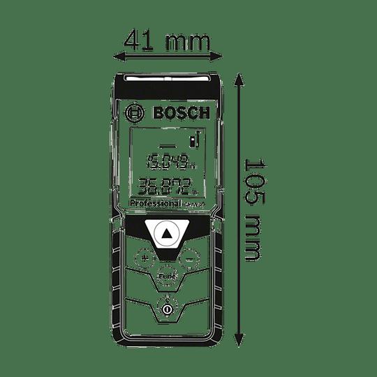 Medidor Láser Bosch GLM 40 Professional