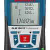 Medidor Láser visor integrado GLM 250 VF Professional Bosch