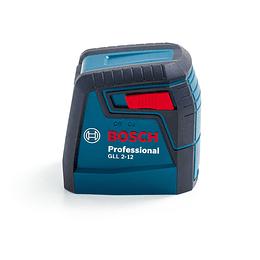 Nivel Laser de Líneas  Cruzadas GLL 2-12 Bosch
