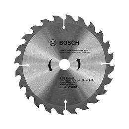 "Disco sierra Circular 7 1/4"" 24 Dientes 2608644329 Bosch"
