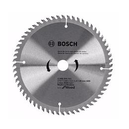 "Disco sierra Circular 7 1/4"" 60 Dientes 2608644331 Bosch"