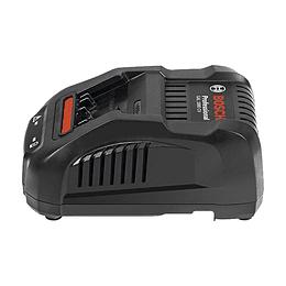 Cargador Rápido GAL 1880 CV, 18V, BIVOLT, Compatible 100% con Baterías 18V Bosch