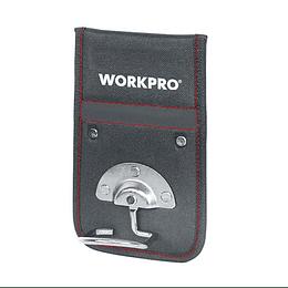 Porta Martillo gancho metálico E081017 Workpro
