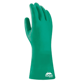 GUANTE VULKAN GREEN FLOCADO