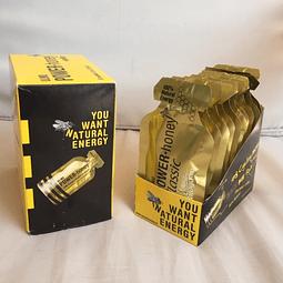 Pack 12 Unidades Gel Power Honey Clasic, Sin Cafeina