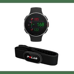 POLAR Vantage V Ti Reloj Multideporte + Banda Cardíaca H10